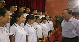 """""""永威慈善阳光基金""""捐赠仪式在沁阳市永威学校举办"""