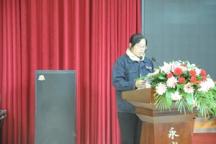 河南省劳动模范、河南永威安防股份有限公司研发中心主任徐明华